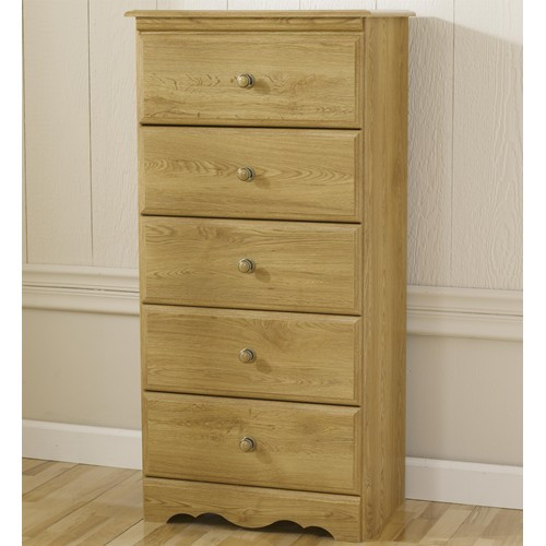 Lang Furniture Oak Creek 5 Drawer Chest