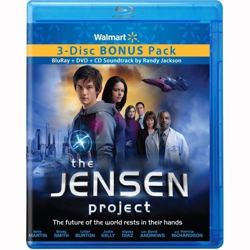 The Jensen Project (Blu-ray + Standard DVD + Music CD) (Widescreen)