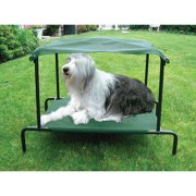 Kittywalk Systems Elevated Breezy Bed  Outdoor Dog