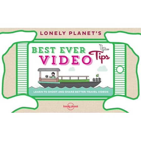 Lonely Planet's Best Ever Video Tips - Paperback