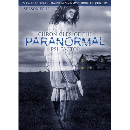 Chronicles of Paranormal: Psi Factor - The Complete Season 4