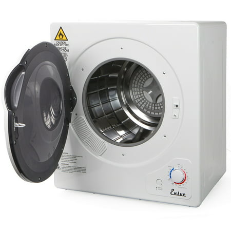 11lb stainless steel tumble dryer portable compact laundry. Black Bedroom Furniture Sets. Home Design Ideas