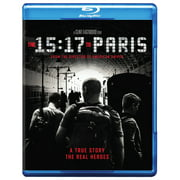 The 15:17 To Paris (Blu-ray)