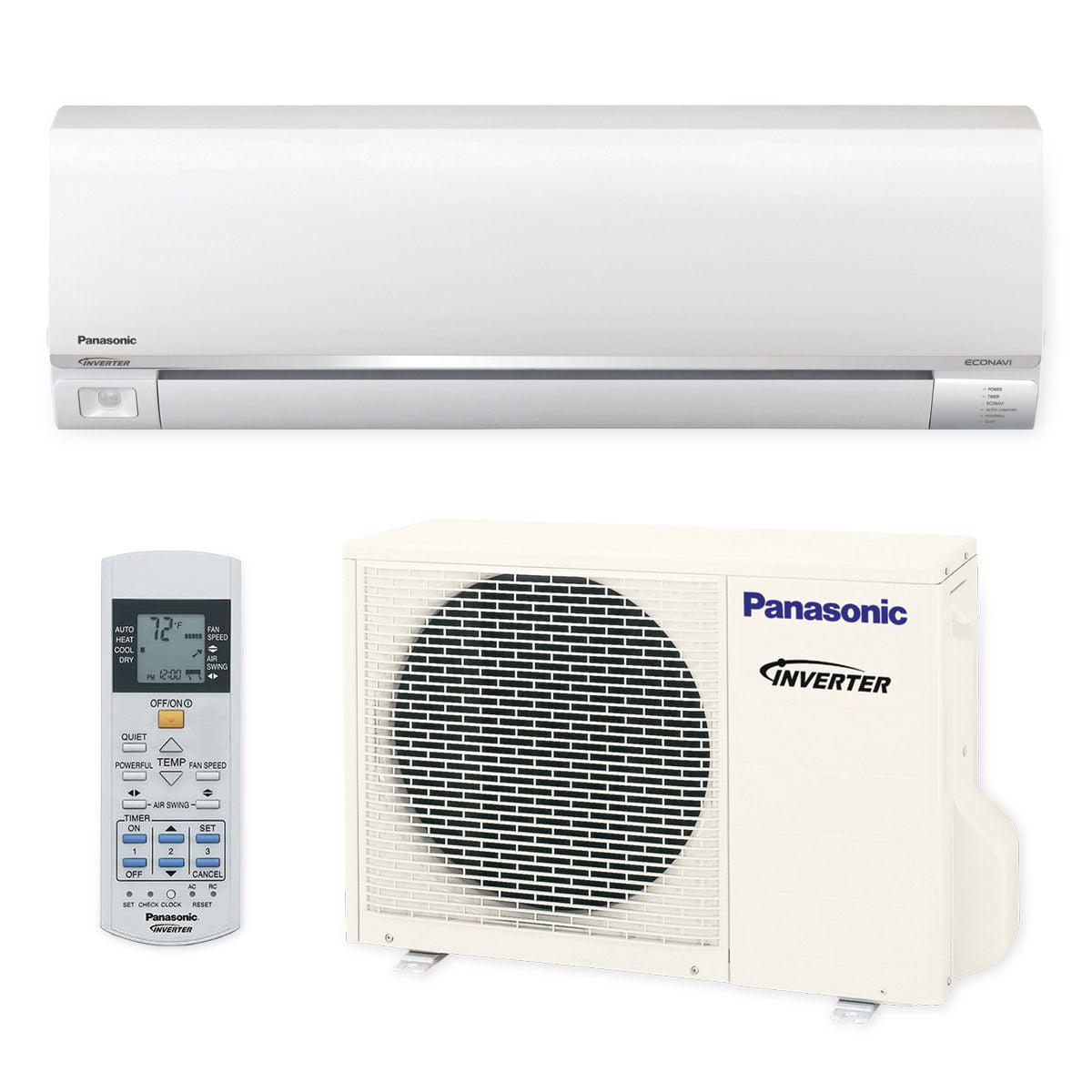Panasonic® E12RKUA - 12,000 BTU 22 5 SEER EXTERIOS E Wall