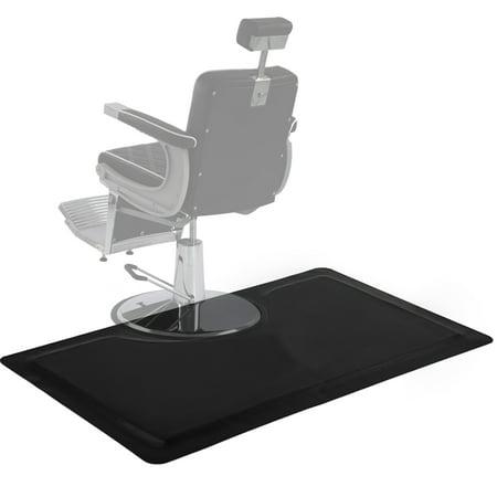 Salon Mat Salon Floor Mat Salon Chair Mat 3ft.×5ft. Salon&Barber Shop Anti -Fatigue Floor Mat Rectangle-5/8 In. Thick (Mats Anti Fatigue Mat)