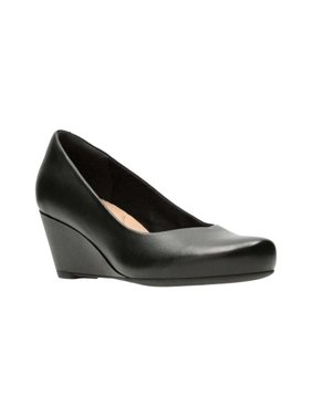 Women's Clarks Flores Tulip Wedge