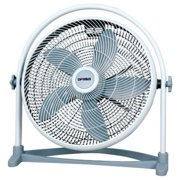 "Optimus 20"" Turbo High Performance Air Circulator 360 Degree Pivot"