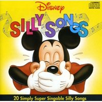 Disney Silly Songs: 20 Simply Super Singable Silly Songs (CD)