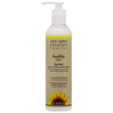 Jane Carter Healthy Hair Hydrate Leave In Styling Smoother (Jane Carter Creamy Leave In Styling Smoother)