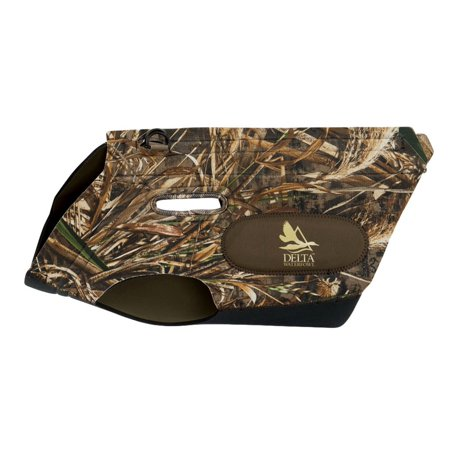 Delta Waterfowl Gear Hunting Supplies Deluxe Dog Vest M Max-5 (Guide Gear Deluxe Hunting Hang On Tree Stand)