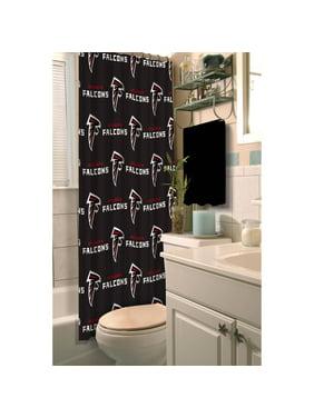NFL Atlanta Falcons Shower Curtain, 1 Each