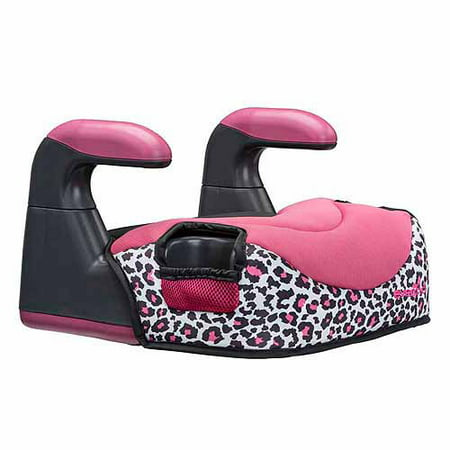 evenflo big kid elite backless booster car seat mindy pink. Black Bedroom Furniture Sets. Home Design Ideas