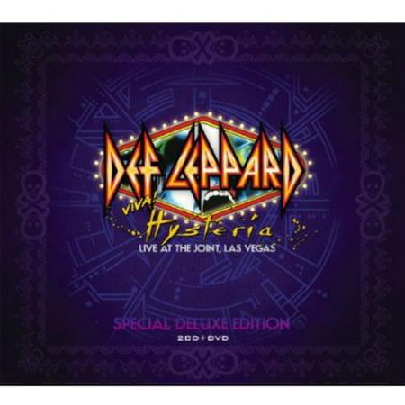 Viva Hysteria (Includes DVD) (CD)