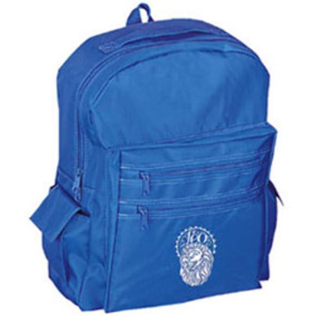 DDI 1474036 Nylon School BackPack-Royal Case Of 48