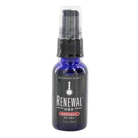 Always Young Renewal HGH Workout For Men Liquid, 1 Oz