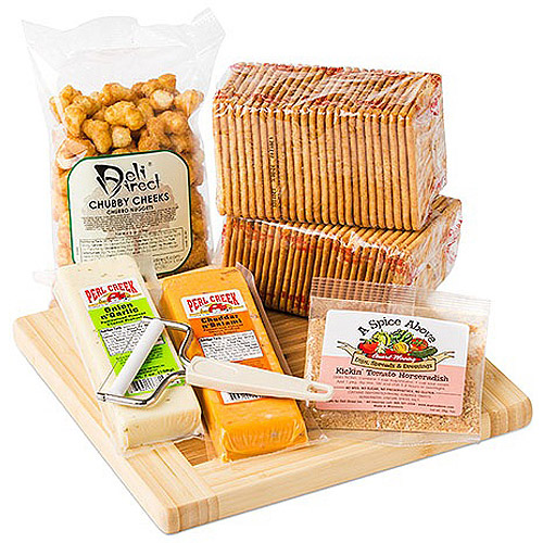 Deli Direct Cheese Board Complete Snack Gift Set