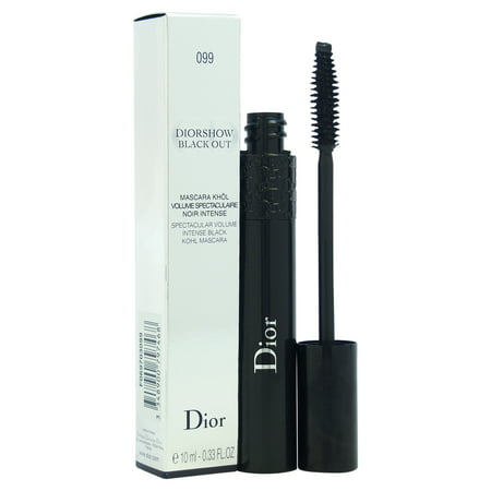 Diorshow Black Out Mascara - # 099 Kohl Black by Christian Dior for Women - 0.33 oz -