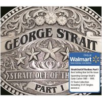 Strait Out Of The Box, Part 1 (Walmart Exclusive) (CD)