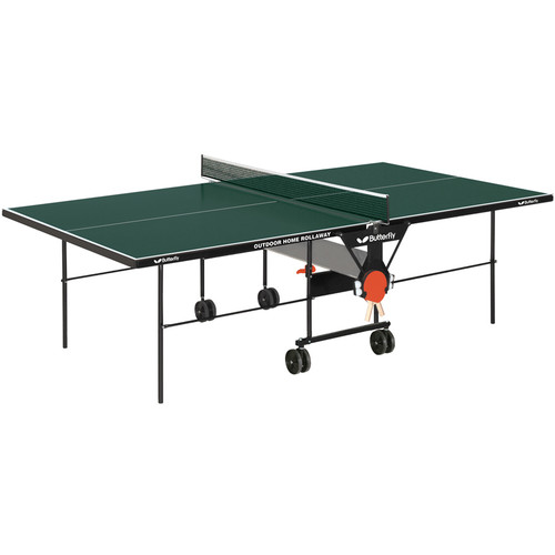 Butterfly Outdoor Home Rollaway Ping Pong Table by Butterfly