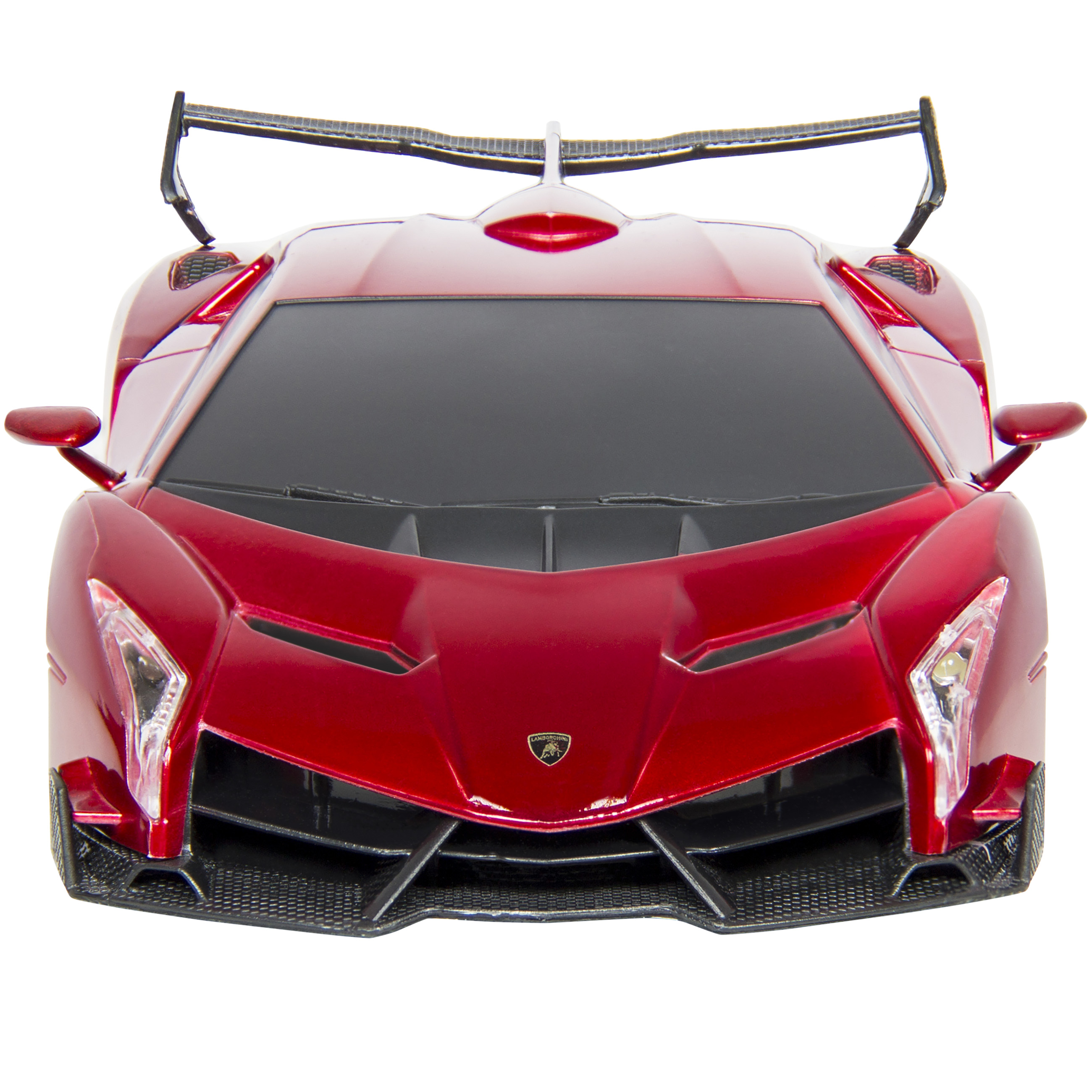 Best Choice Products 1/24 Officially Licensed RC Lamborghini Veneno Sport  Racing Car W/ 27MHz Remote Controller   Walmart.com