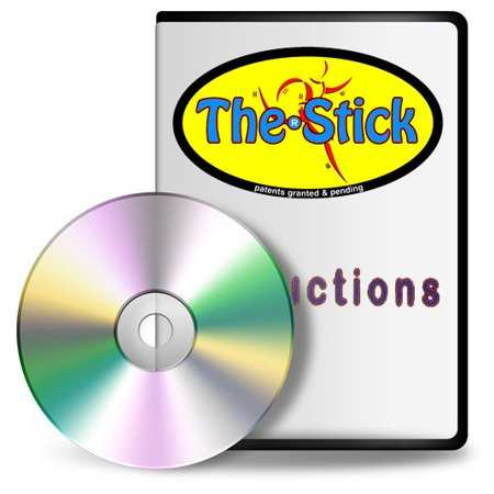 The Stick 20-Minute Instructional DVD