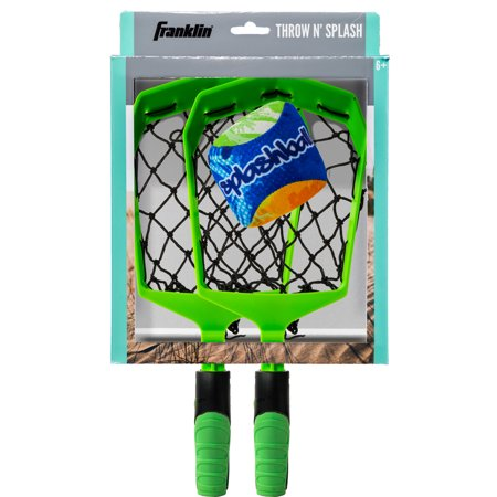Franklin Sports Throw 'N Splash Spring Grip