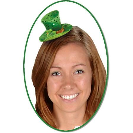Leprechaun Costume Women (Ddi Leprechaun Hat Hair Clip (pack Of)