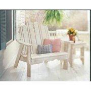 Uwharrie Chair N153 Nantucket Settee Rocker - White
