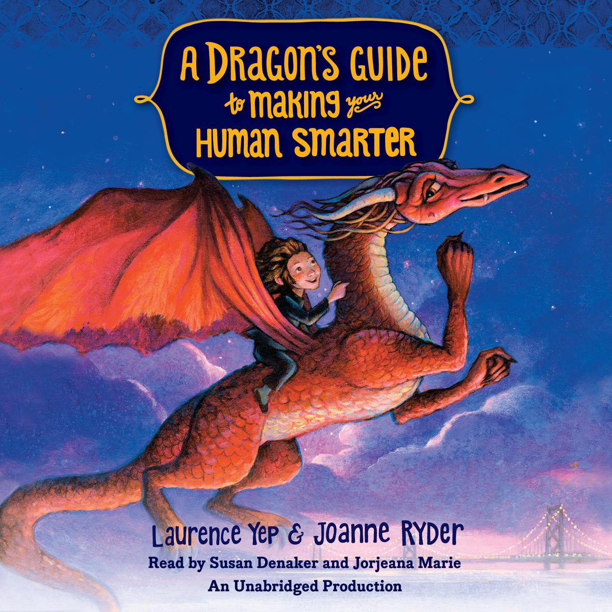 A Dragon's Guide to Making Your Human Smarter - Audiobook
