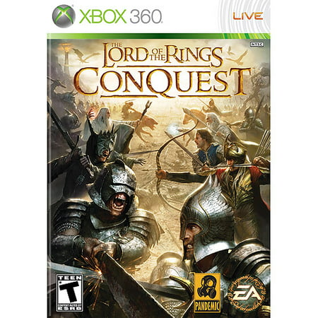 Lord Of The Rings: Conquest (Xbox 360) -