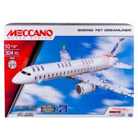 Meccano by Erector Boeing 787 Dreamliner Model Building Kit Deals
