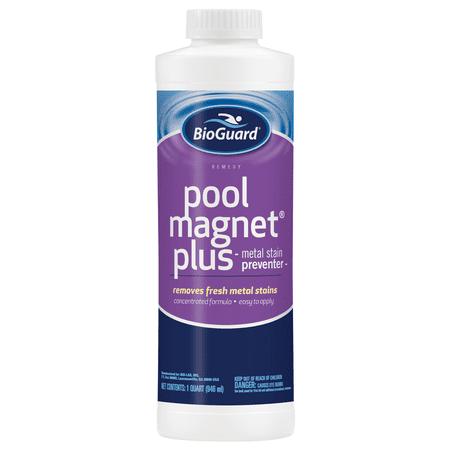 Bioguard Pool Magnet Plus 1 Qt Walmart Com
