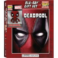 Deadpool (Blu-Ray + DVD + Digital Copy + Funko Keychain) (WM Exclusive)