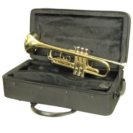 Mirage M40151 Bb Brass Trumpet With Mouthpiece And Case