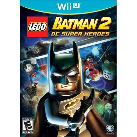 LEGO Batman 2, WHV Games, Nintendo Wii U, 883929243709 (Wii U Games Lego Batman 3)