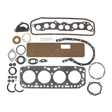 Full Engine Gasket Seal (Ford 801, 901 & 1000 Full Gasket Set w/ Seals 172 Diesel Engine 1958-1964 Farmer Bob's Parts 1726008D )