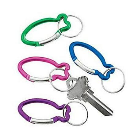 Fish Clip Key Chain