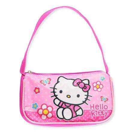 Hello Kitty Shoulder Purse (Hello Kitty Embossed Bag)