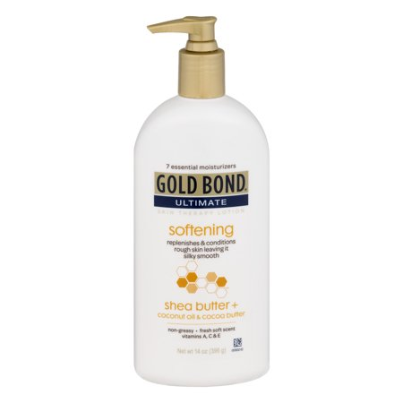 GOLD BOND® Ultimate Softening with Shea Butter Lotion -