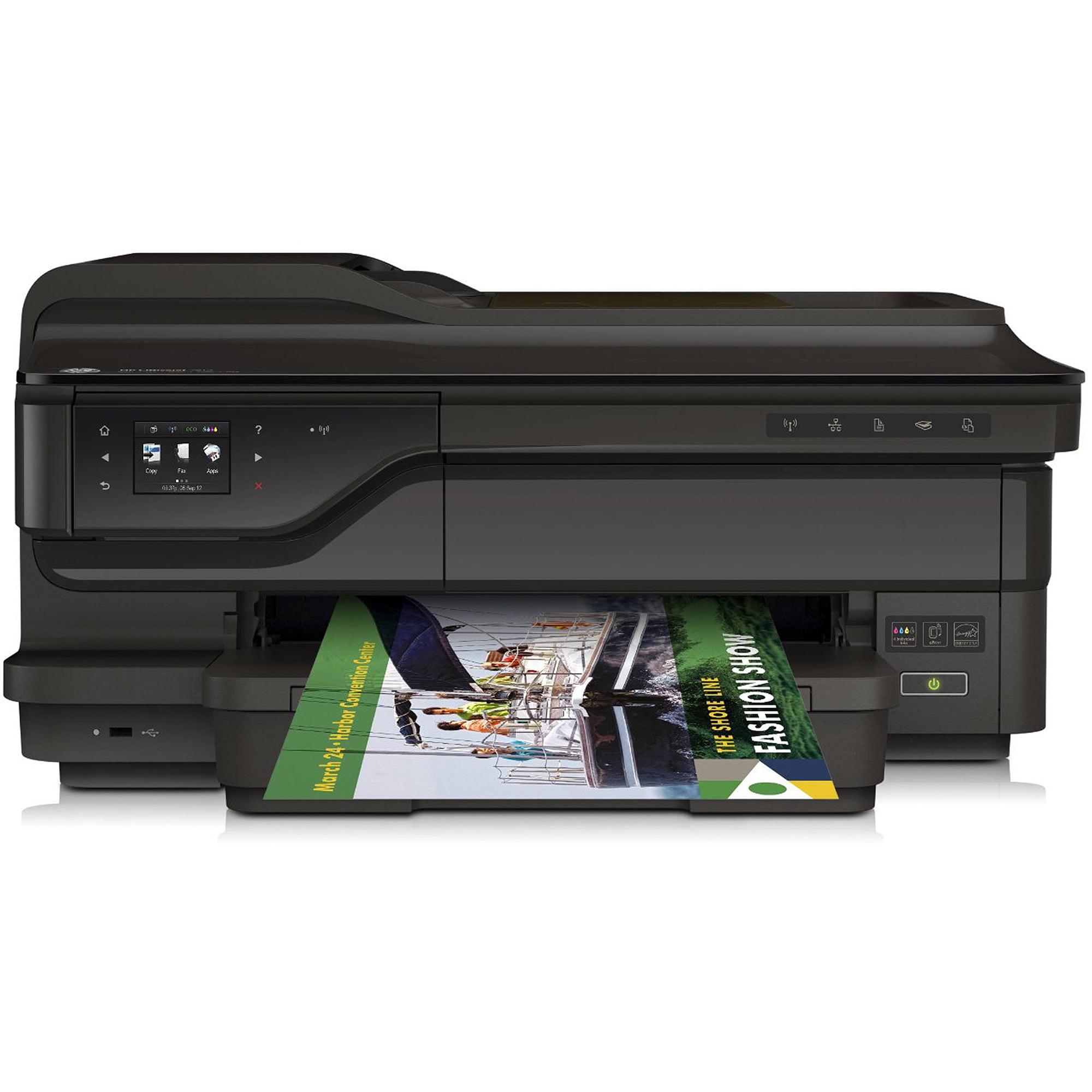 HP CX185A#B1H Officejet 7612 Wide Format e-All-in-One Printer/Copier/Scanner/Fax Machine