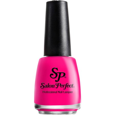 Salon perfect nail lacquer 105 in love 0 5 fl oz for Hair salon perfect first essential