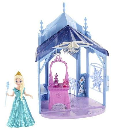 Frozen Clearance (Disney Frozen MagiClip Flip 'N Switch Castle and Elsa)