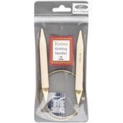 "Tulip Knina Knitting Needles 24""-size 17/12mm"