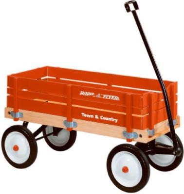"""Town and Country 36"""" x 16-1/2"""" x 9-1/2"""" Stake Wagon"""