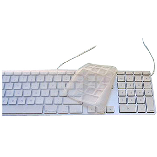 Carapace KP-AL Silicone Keyboard Cover for Apple Aluminum Keyboard