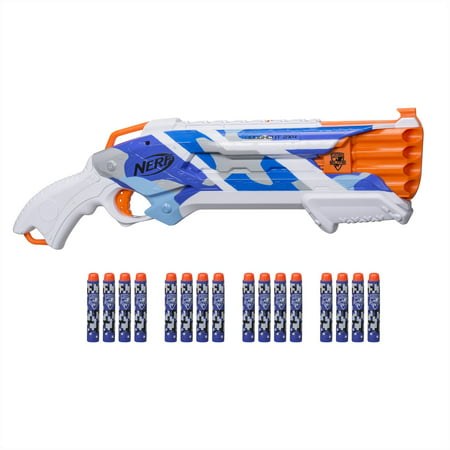 Strike Series - Nerf N-Strike Elite BattleCamo Series Rough Cut 2x4