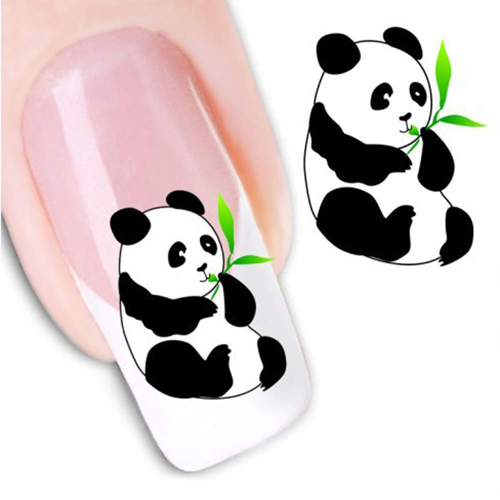 Women's DIY Nail Sticker Water Transfer Stickers Finger Nail Art Decals