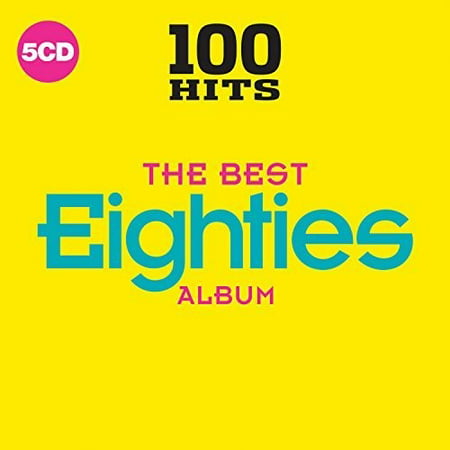 100 Hits: The Best 80s / Various (CD)
