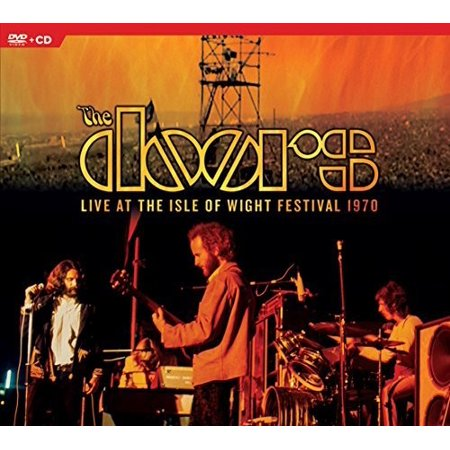 The Doors: Live at the Isle of Wight Festival 1970 (CD) (Includes - La Halloween Music Festival