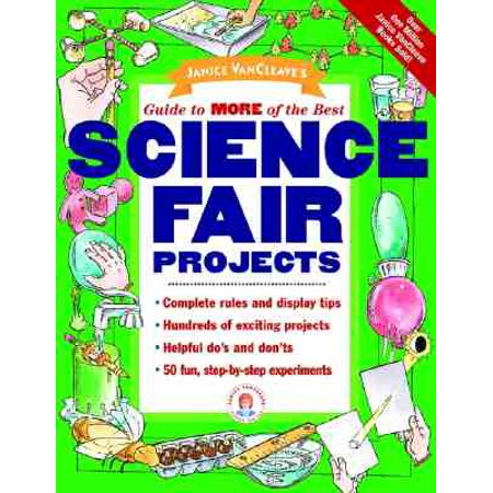 Janice Vancleave's Guide to More of the Best Science Fair (Basketball Science Fair Projects For 8th Grade)